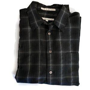 Men Perry Ellis Caller button down shirt